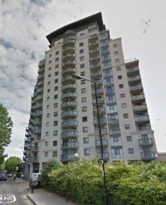 Дім у Лондоні, у якій знаходиться квартира Насірова